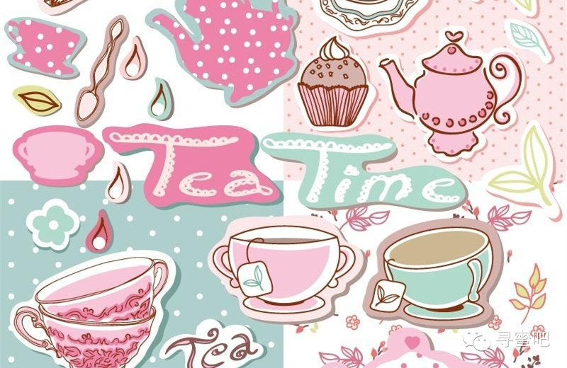 我们一起享受阳光•闺蜜•下午茶的美丽人生吧!