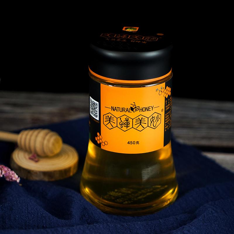 美蜂美妙刺槐蜜450g
